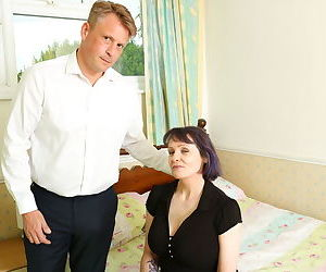 Big breasted mature tigger loves to fool around with her man - part 2071