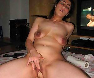 Naked wifes sucking and fucking in home - part 991