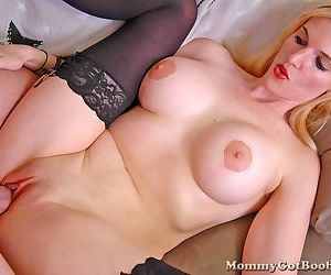 Fresh mommy boobies getting big cock treatment - part 2925