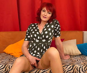 Naughty housewife irena loves to fool around with her toy boy - part 1936