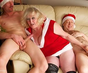 Drunken milf claire knight gangbanged on christmas party - part 892