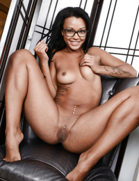 Harley Dean spreads her legs specially for your pleasure here - part 2