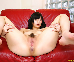 Japanese hairy pussy spreading her legs wide - part 4144