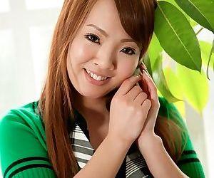 Asian coed hitomi tanaka playing again with big tits - part 4767