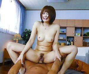 Asian cutie saya tachibana in hardcore and blowjob - part 326