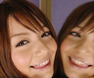 Naughty japanese tina yuzuki showin tits and pussy - part 2397