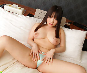 Busty daughter of 100 cm over and a bimbo woman - part 4049