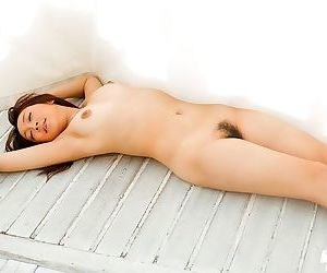 Japanese cutie ryo akanishi strips and shows pussy - part 940