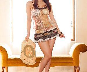 Beautiful japanese model syunka ayami - part 4627