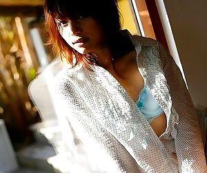 Naughty asian tina yuzuki showin titties and pussy - part 2373