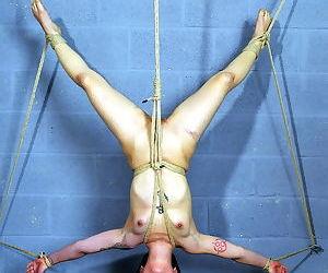 Japanese meis suspension bondage - part 3842