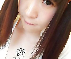 Gorgeous japanese teen takes amazing nude selfies - part 3634