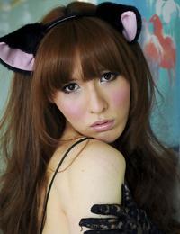 Japanese ladyboy cosplay - part 2782