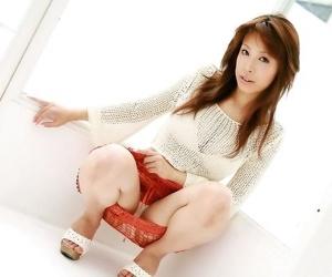 Busty asian shizuku natsukawa shows tits and pussy - part 2087