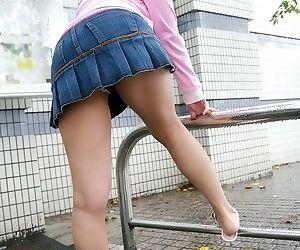 Japanese busty babe haduki showin tits and hot ass - part 1647