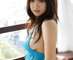 Japanese model with big tits - part 3161