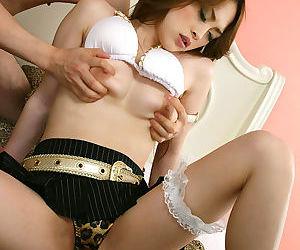 Sexy japanese slut hikaru houzuki riding cock - part 4701