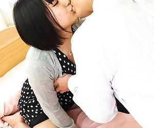 Brunette asian mari koizumi fucks hard and sucking - part 519
