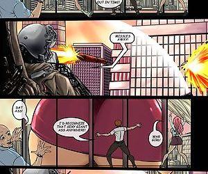 ZZZ Comics- War Girl CE