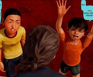 KainHauld- Part-time Babysitter: Chapter 3