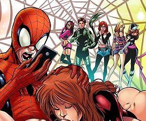 Tracy Scops-Ultimate Spider-Man XXX 12 – Spidercest