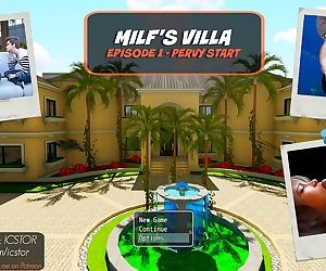 Icstor – Milf's Villa – Uncle