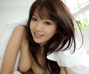 Busty japanese mai nadasaka showing tits in a bath - part 2790