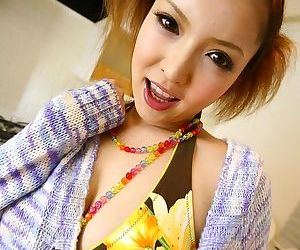 Asian beauty riana natsukawa sucks cock for facial - part 1406