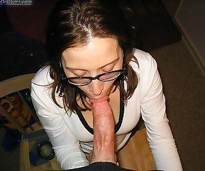 Amateur blowjob and cumshot pics - part 3361