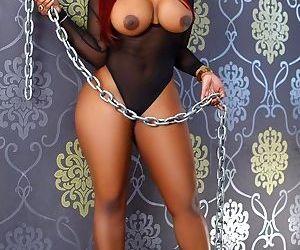 Sexy african goddess - part 3357