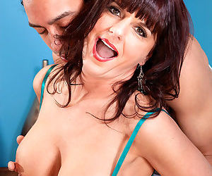 Hot busty ginny may getting ready for some anal - part 319