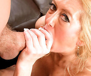 Big titted blond milf and big cocked stud - part 2382