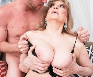 Busty 60 granny whore crystal king loves young cock - part 2075