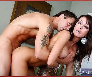 Kristina cross screwing her sons best friend - part 3276