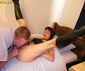 This big dick will ripp this horny mature apart - part 409