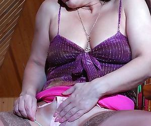 Stockings mature anal love - part 2821