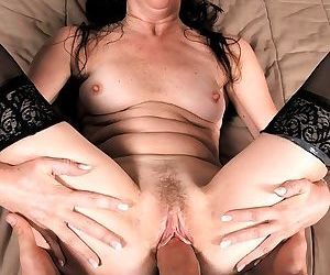 The wellstuffed divorcee nicky white in hardcore action with big - part 3039