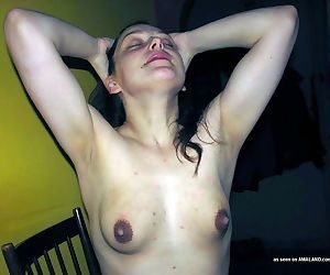 Nice gallery of two naughty horny amateur housewives - part 2763