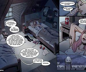 SleepyGimp- Nancy Templeton Like a Thief