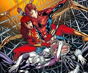 Tracy Scops, Exdee- Trifecta – Spider-Man