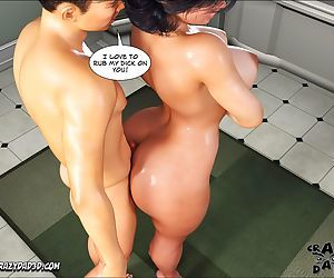 CrazyDad3D- Mother, Desire Forbidden 5