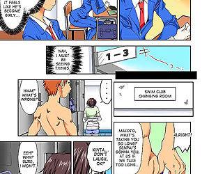 Nyotaika Suieibu ~Ikutabi Onna ni Nacchau Ore no Karada~ - Nyotaika Swim Club - I Turn into a Girl When I Cum! - part 2
