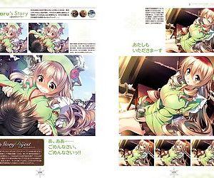 Amakano Visual Fan Book - part 2