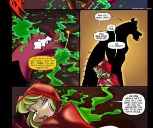 JKR- Hood Halloween- Kinky Fairy tales