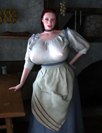 Bigtitted 3d bbw country girl shows her pink pussy - part 405