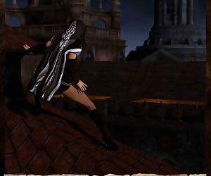 Hibbli3D- Thief Ezri – Don't Get Caught