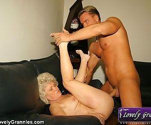 Lovely granny gets fucked hard - part 4110