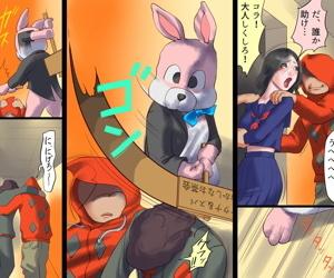 Shemale no Kuni no Alice no Bouken - part 2