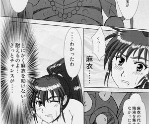 謎の赤猫団 7 淫獣大聖戦 嫉 Twin Angel War 姉妹肉牢編・聖伝 Injuu Seisen Twin Angels - part 3614