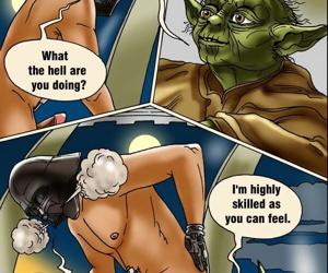 Sinful Comics - STAR WARS - part 2